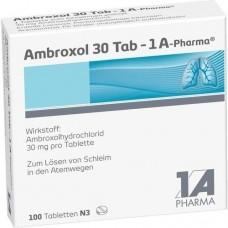 AMBROXOL 30 Tab 1A Pharma Tabletten 100 St
