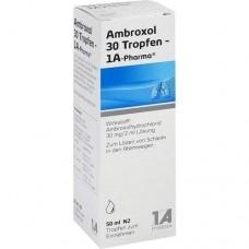 AMBROXOL 30 Tropfen 1A Pharma 50 ml