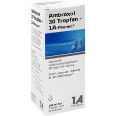AMBROXOL 30 Tropfen 1A Pharma 100 ml