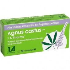 AGNUS CASTUS 1A Pharma Filmtabletten 30 St