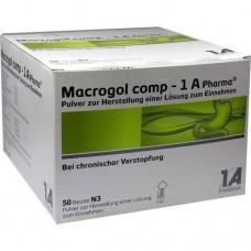 MACROGOL comp 1A Pharma Plv.z.Her.e.Lsg.z.Einn. 50 St