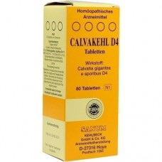 CALVAKEHL D 4 Tabletten 80 St