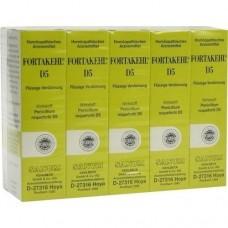 FORTAKEHL D 5 Tropfen 10X10 ml