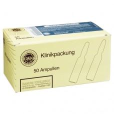 ZINKOKEHL Ampullen D 4 50X2 ml