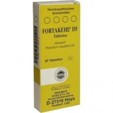 FORTAKEHL D 5 Tabletten 20 St