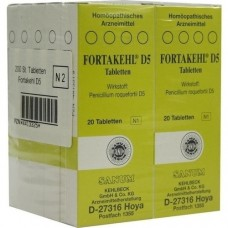 FORTAKEHL D 5 Tabletten 10X20 St