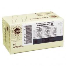 ALBICANSAN D 5 Ampullen 50X1 ml