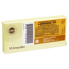LARIFIKEHL Ampullen D 5 10X1 ml