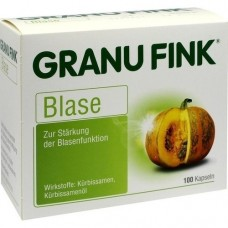 GRANU FINK Blase Hartkapseln 100 St