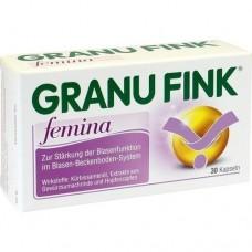 GRANU FINK Femina Kapseln 30 St