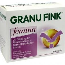 GRANU FINK Femina Kapseln 120 St