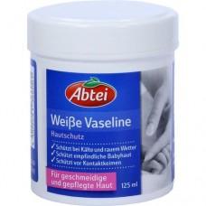 ABTEI weiße Vaseline 125 ml