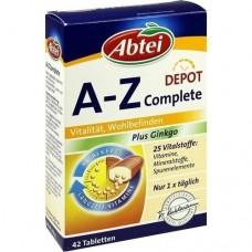 ABTEI A-Z Complete Tabletten 42 St
