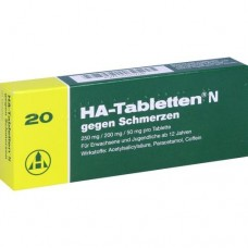 HA Tabletten N 20 St