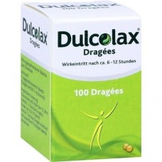 DULCOLAX Dragees magensaftresistente Tabl.Dose 100 St