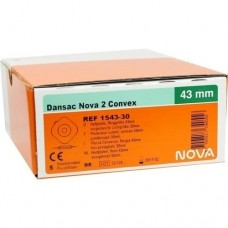 DANSAC Nova 2 Basispl.stand.conv.RR43 30mm 5 St