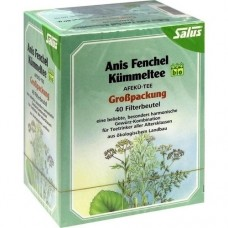 ANIS FENCHEL Kümmel Tee AFeKü Bio Salus Filterbtl. 40 St