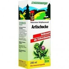 ARTISCHOCKENSAFT Schoenenberger 200 ml