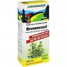 BRENNNESSELSAFT Schoenenberger 200 ml
