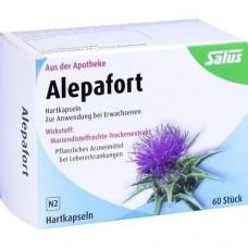 ALEPAFORT Mariendistel Hartkapseln 60 St