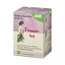 FRAUENTEE Bio Salus Filterbeutel 15 St