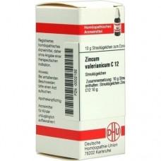 ZINCUM VALERIANICUM C 12 Globuli 10 g