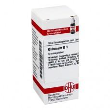 OLIBANUM D 1 Globuli 10 g