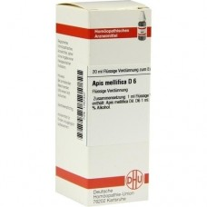 APIS MELLIFICA D 6 Dilution 20 ml