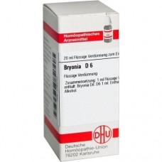 BRYONIA D 6 Dilution 20 ml
