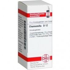 CHAMOMILLA D 12 Globuli 10 g
