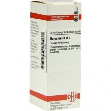 HAMAMELIS D 2 Dilution 20 ml