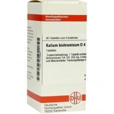 KALIUM BICHROMICUM D 4 Tabletten 80 St