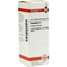 PULSATILLA D 4 Dilution 20 ml