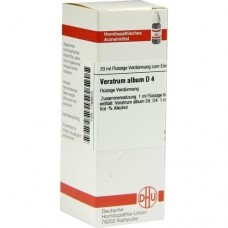VERATRUM ALBUM D 4 Dilution 20 ml