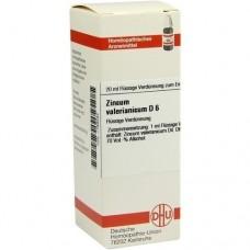 ZINCUM VALERIANICUM D 6 Dilution 20 ml