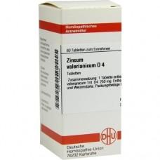 ZINCUM VALERIANICUM D 4 Tabletten 80 St