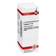 LACHESIS D 15 Dilution 20 ml