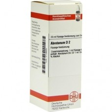 ABROTANUM D 2 Dilution 20 ml