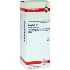 ACONITUM D 6 Dilution 50 ml