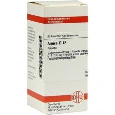 ARNICA D 12 Tabletten 80 St