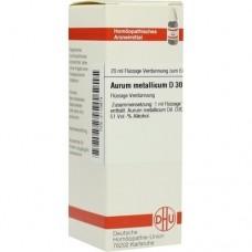 AURUM METALLICUM D 30 Dilution 20 ml