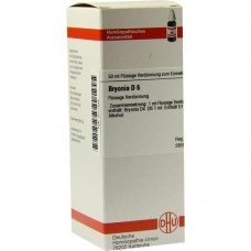 BRYONIA D 6 Dilution 50 ml