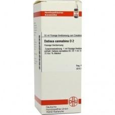 DATISCA cannabina D 2 Dilution 50 ml
