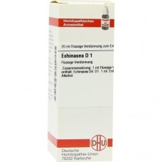ECHINACEA HAB D 1 Dilution 20 ml
