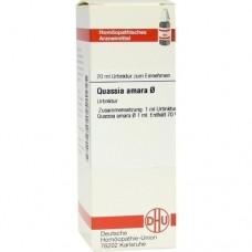 QUASSIA Urtinktur D 1 20 ml