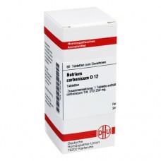 NATRIUM CARBONICUM D 12 Tabletten 80 St