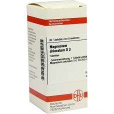 MAGNESIUM CHLORATUM D 3 Tabletten 80 St