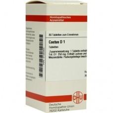 CACTUS D 1 Tabletten 80 St