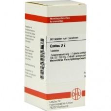 CACTUS D 2 Tabletten 80 St