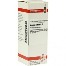 AVENA SATIVA D 6 Dilution 20 ml